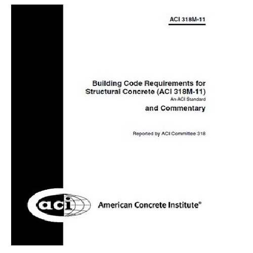aci 318- 11 building code requirements for structural concrete and commentarym