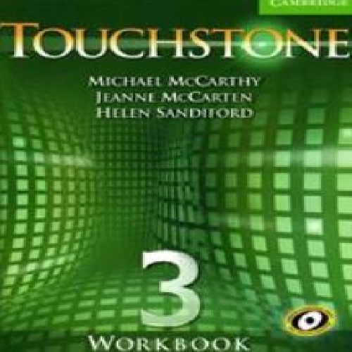 جواب  کتاب touchston workbook 3