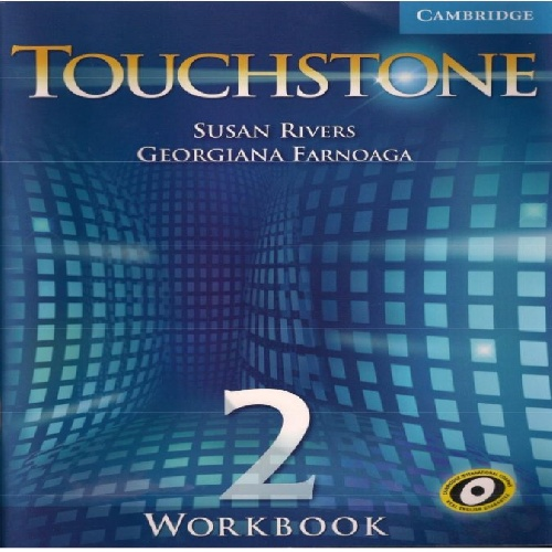 جواب  کتاب touchston workbook 2
