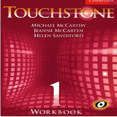 جواب  کتاب touchston workbook 1